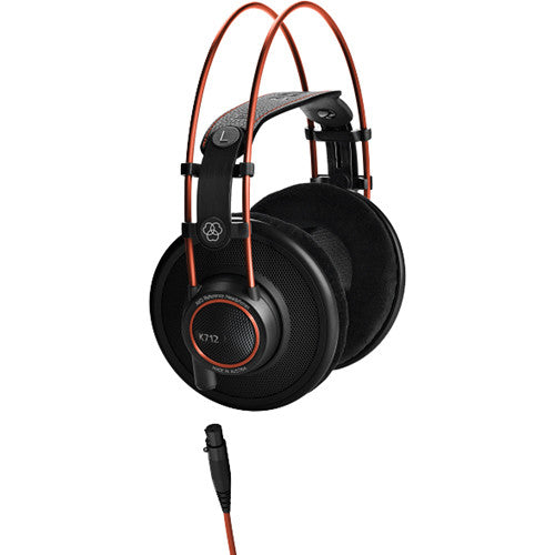 AKG K712 Pro Open-back Mastering and Reference Headphones - Sonido Live