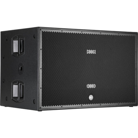RCF SUB 8006-AS Active 5000W Double 18-inch Subwoofer - Sonido Live