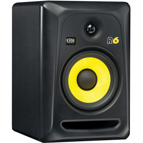 KRK R6G3 6-inch Two-Way Passive Monitor