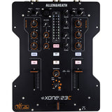 Allen & Heath Xone:23C 2-channel/4-deck DJ Mixer - Sonido Live