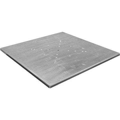 "Odyssey Innovative Designs Scrim Werks Light Column Plate (36 x 36"")"