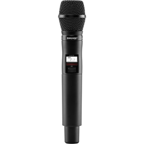 Shure QLXD2/SM87A Handheld Wireless Transmitter - Sonido Live