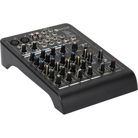 RCF L-PAD 6X 6-Channel Mixing Console with Effects