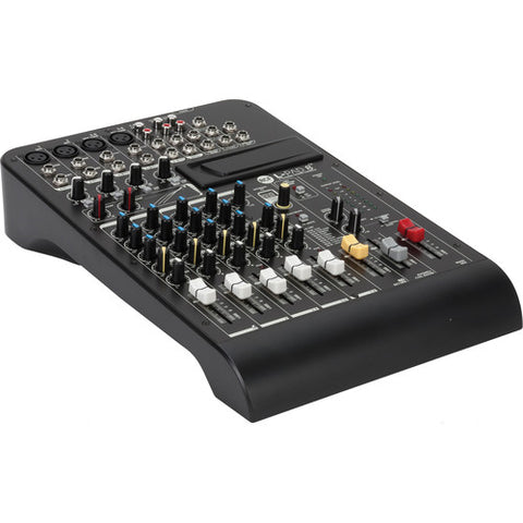 RCF L-PAD 8CX 8-Channel Mixing Console with Effects