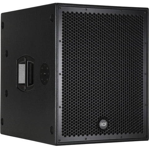 RCF SUB 8004-AS 2500W Active 18-Inch Subwoofer - Sonido Live