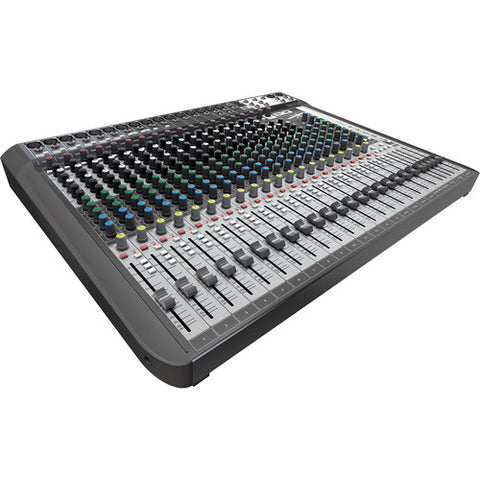 Soundcraft Signature 22 MTK Mixer and Audio Interface with Effects - Sonido Live