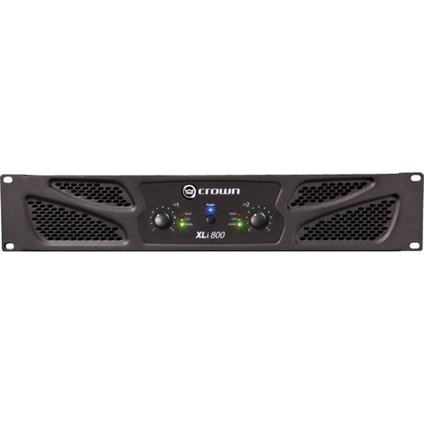 Crown XLI800 PA Power Amplifier - Sonido Live
