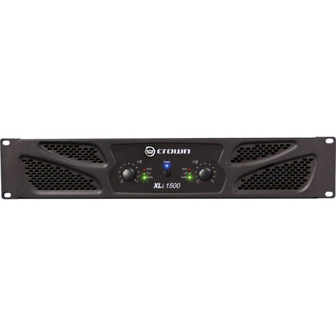 Crown XLI1500 PA Power Amplifier - Sonido Live