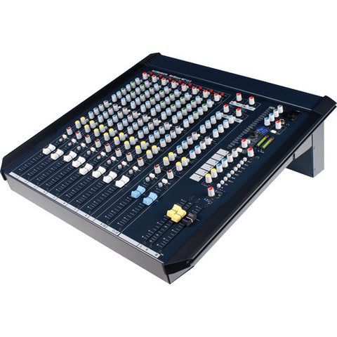Allen & Heath MixWizard WZ4 12:2 Mixer with Effects - Sonido Live