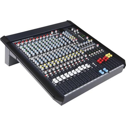 Allen & Heath MixWizard WZ4 14:4:2 Desk/Rack Mountable Mixer