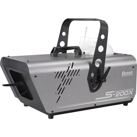 Antari S-200X Silent Snow Machine w/ Remote