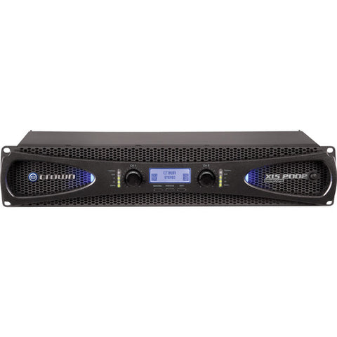 Crown XLS2002 XLS DriveCore 2 PA Power Amplifier - Sonido Live