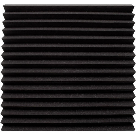 "Ultimate Acoustics UA-WPW-24 24 x 24 x 2"" Wedge-Style Acoustic Panels - Pair"