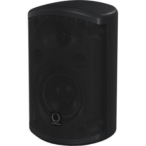 "Turbosound IMPACT 35T Pair of 2 Way 3.5"" Full Range Loudspeakers with Line Transformers"