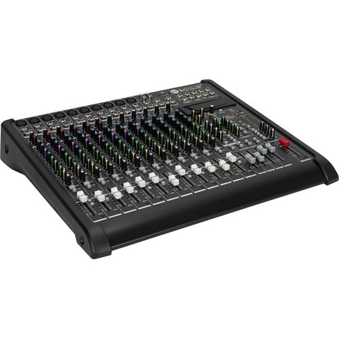 RCF L-PAD 16CX USB 16-Channel Mixing Console with Effects