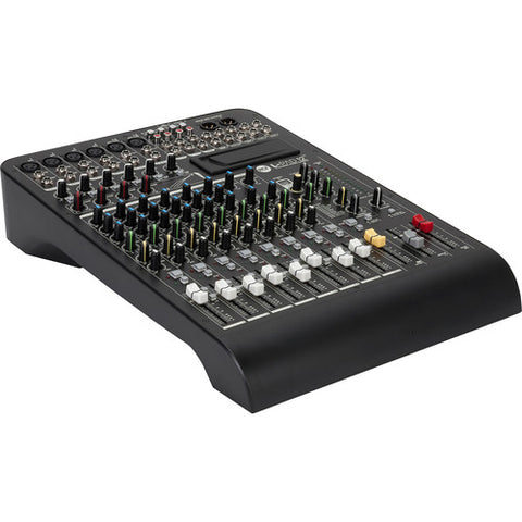 RCF L-PAD 12CX 12-Channel Mixing Console with Effects