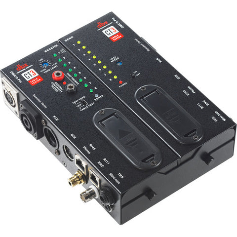 dbx CT-3 Advanced Cable Tester - Sonido Live