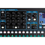 Allen & Heath Qu-24 Chrome Edition Digital Mixer - Sonido Live
