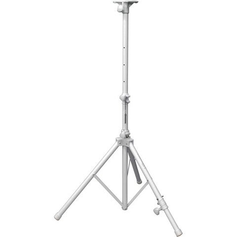 Odyssey LTS1A Luxe Series 6-Foot White Articulating Tripod Stand