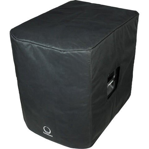 "Turbosound TS-PC18B-2 Deluxe Water Resistant Protective Cover for 18"" Subwoofers - Sonido Live"