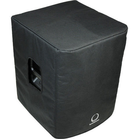 "Turbosound TS-PC15B-1 Deluxe Water Resistant Protective Cover for 15"" Subwoofers - Sonido Live"
