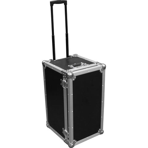 Odyssey FZPRINTER1HW Flight Zone Universal Photo Booth Printer Case with Pullout Handle and Wheels