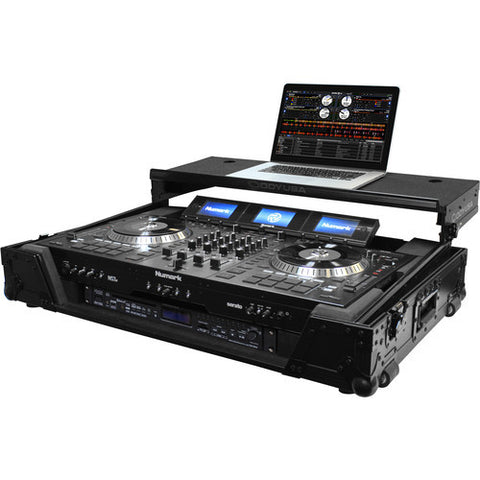 Odyssey FZGSNS73WX1BL for Numark NS7/NS7II/NS7III DJ Controller Case - Sonido Live