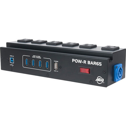 American DJ POW-R BAR65 Utility Power Block