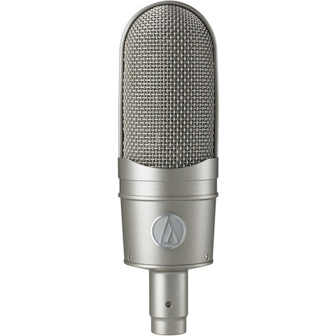 Audio-Technica AT4080 Bi-directional Active Ribbon Microphone