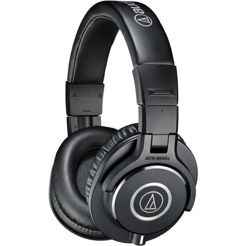 Audio-Technica ATH-M40x Closed-back Monitor Headphones - Sonido Live
