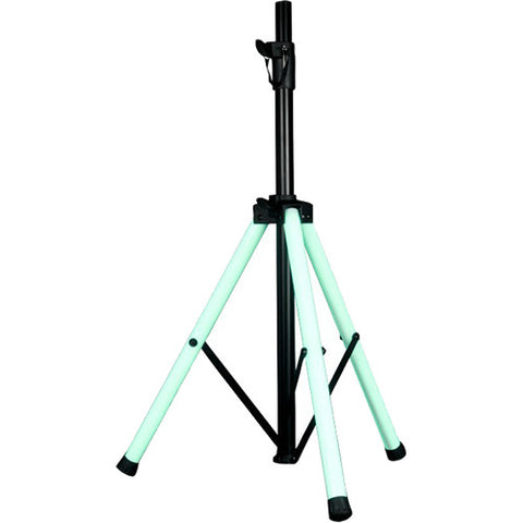 American Audio CSL-100 LED Light-Up Speaker Stand with Remote
