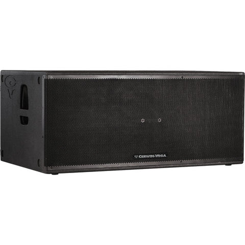 "Cerwin Vega CVXL-218 Powered Dual 18"" 2000-Watt Subwoofer - Sonido Live"