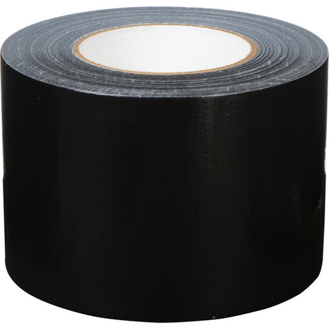 "American DJ Stage Gaffers Tape (4"" x 60yd, Black)"