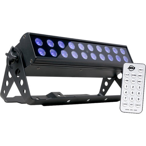American DJ UV LED BAR20 IR UV Black light