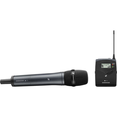 Sennheiser EW 135P G4 Portable Wireless Handheld Microphone System - A1 Band