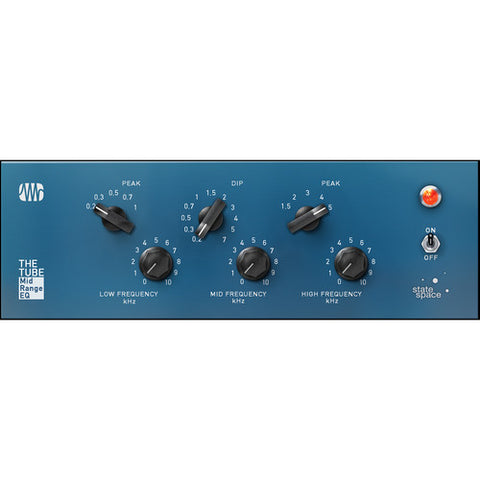 PreSonus The Tube Midrange EQ Fat Channel Plug-in