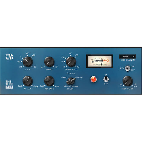 PreSonus The Tube P1B Compressor Fat Channel Plug-in
