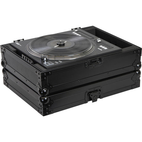 Odyssey FZRANE12BL Black Label Rane Twelve Motorized Turntable DJ Battle Controller Case