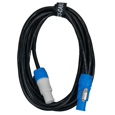 Accu Cable PLC6 6' Powercon Link Cable