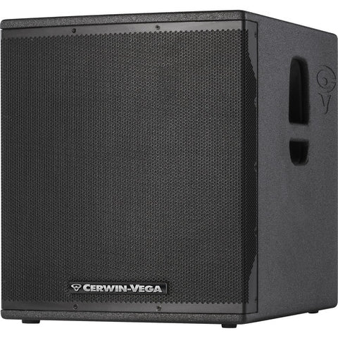 "Cerwin Vega CVX18S 18"" 2000 Watt Powered Subwoofer - Sonido Live"