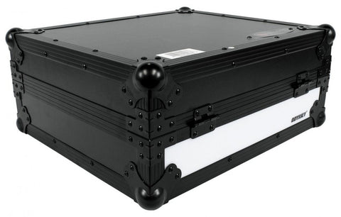 Odyssey FFX2RBM1200BL Turntable Case With LED Panels - Sonido Live