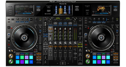 Pioneer DDJ-RZX Professional 4-Channel DJ Controller - Sonido Live