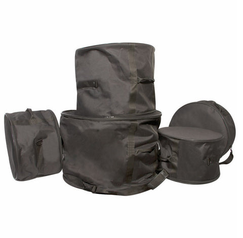On-Stage DPB3000 Standard Padded Drum Bag Set