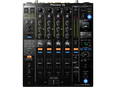 Pioneer DJM-900NXS2 4-channel DJ Mixer with Effects - Sonido Live