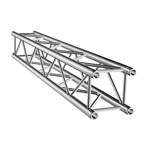 DJ Truss F34 Straight Segment 8-foot Aluminum Lighting Truss System - Sonido Live