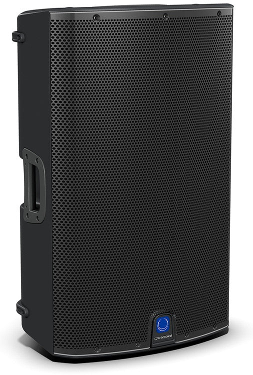 Turbosound iQ15 Powered 2500-Watt Loudspeaker with KLARK TEKNIK Class D Amp - Sonido Live