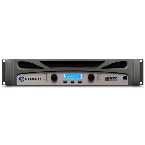 Crown XTi4002 2-Channel Power Amplifier - Sonido Live