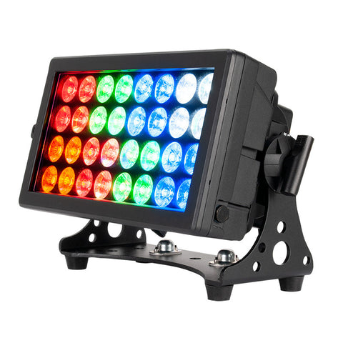 American DJ 32 HEX Panel IP - IP65 Rated Wash/Blinder/Color Strobe