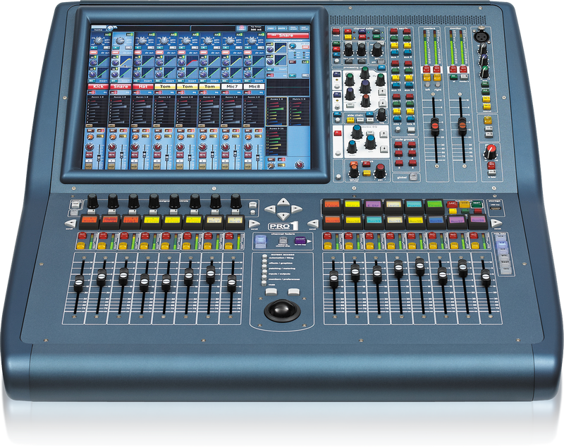 Midas PRO1 - Tour Pack 40-channel Digital Mixer - Sonido Live