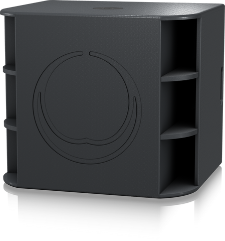 "Turbosound Milan M18B Powered 2,200-Watt 18"" Subwoofer - Sonido Live"